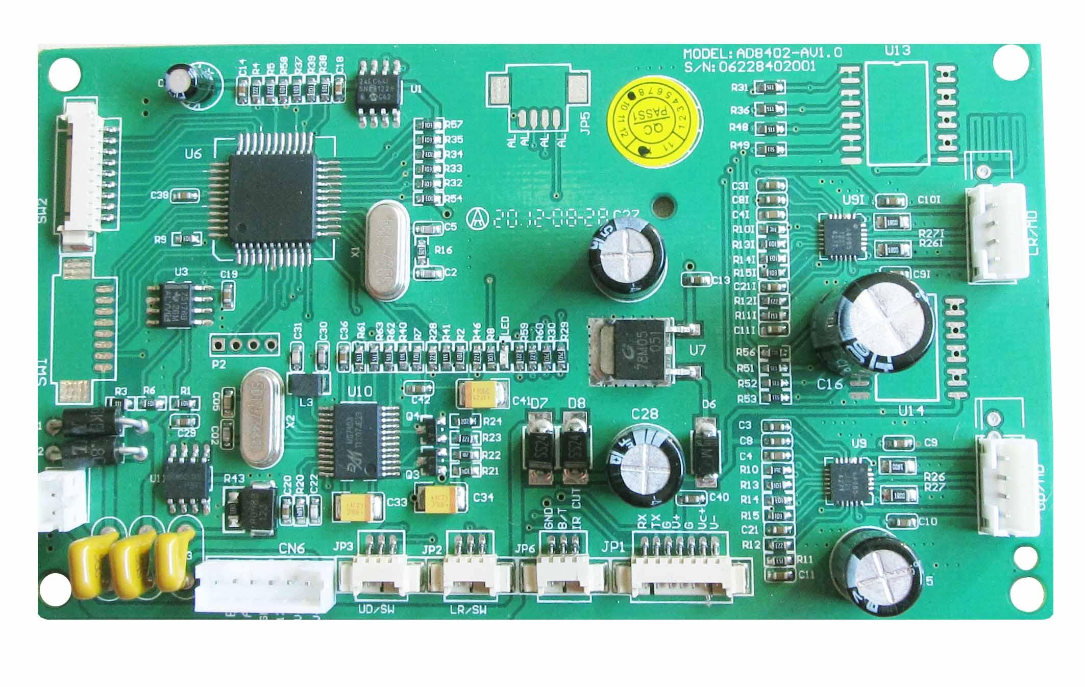 自动聚焦,自动光圈,内置浪涌及雷击保护装置 9.